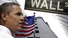 Goldman Sachs, Obama, Fotos: ddp; dpa