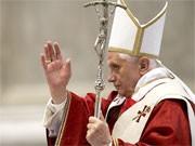 Papst Benedikt XVI., Foto: dpa