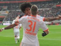 Eintracht Frankfurt - FC Bayern München