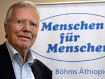 'Menschen für Menschen' Karlheinz Böhm