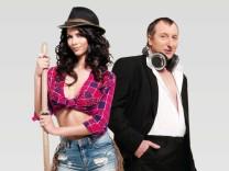 Promi-Frauentausch, RTL II, Micaela Schäfer, Schäfer Heinrich