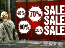 Sommerschlussverkauf im Einzelhandel beginnt
