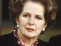 Margaret Thatcher gestorben
