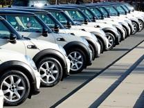 Carsharin, Daimler, BMW, Mobilität, Urbane Mobilität