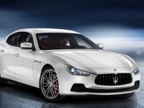 Maserati Ghibli, Maserati, Ghibli, E-Klasse, BMW 5er, Audi A6, Limousine, Quattroporte