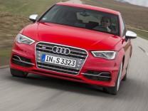 Audi S3, Audi, S3, Audi A3, VW Golf, Golf, Kompaktklasse