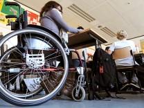 Behinderung Toleranz-Recherche