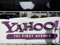 Apple und Yahoo