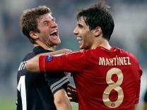 Bayern München Juventus Turin Championsleague