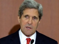John Kerry, U.S. Secretary of State Visits Korea