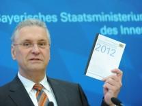Vorstellung bayerischer Verfassungsschutzbericht 2012