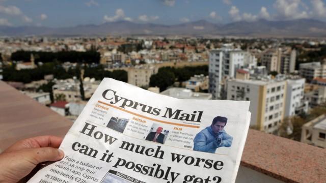 Finanzkrise in Zypern Vereinbarung der Euro-Finanzminister
