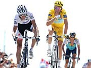 lance armstrong afp