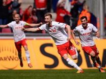 1. FC Koeln v VfR Aalen - 2. Bundesliga
