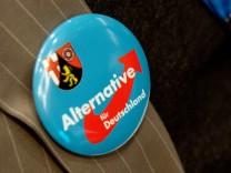 Gründungsparteitag der Alternative für Deutschland AfD