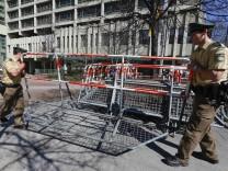 NSU-Prozess verschoben Oberlandesgericht München