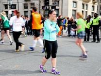 Teilnehmer am Boston-Marathon Anschlag, Bomben, USA, US-Präsident Barack Obama