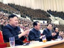 Kim Jong Un, Nordkorea, Atomstreit