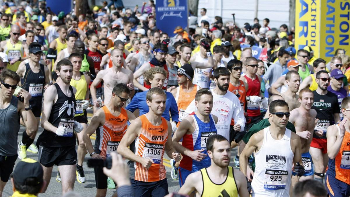 Marathonläufer datieren