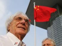 Formel-1-Boss Bernie Ecclestone