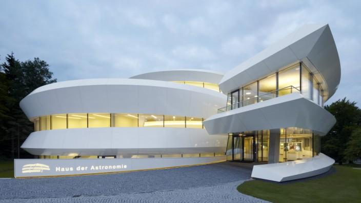 Haus der Astronomie, Architekten Bernhardt+PartnerâĨ