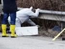 Menschenknochen in Müllsack gefunden