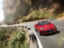 Der Jaguar F-Type im Test