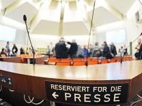 NSU-Prozess Oberlandesgericht München Beate Zschäpe
