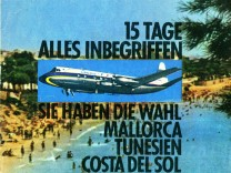 Neckermann-Reisen Katalog 1963