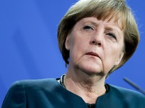 Kanzlerin Angela Merkel CDU zur Frauenquote