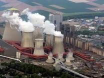 Braunkohlekraftwerke in Nordrhein-Westfalen
