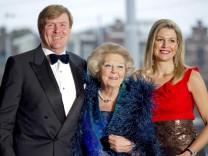 Niederlande, Prinz Willem Alexander Königin Beatrix, Prinzessin Maxima