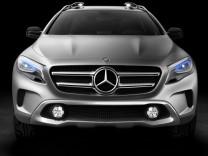 Mercedes Concept GLA, Mercedes GLA, Mercedes, GLA