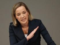 Kristina Schröder, CDU, Frauenquote, Flexiquote, Bundestag, Abstimmung