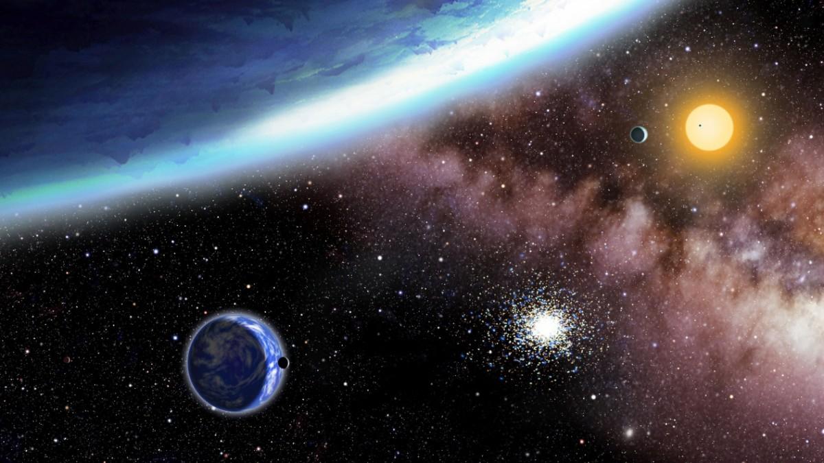 Hundert Milliarden Erden