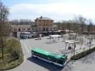 Dachauer Bahnhofsvorplatz