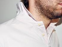 Polohemd Kragen