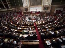 Französisches Parlament