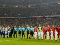 Champions League Mannschaftsvergleich