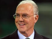 Franz Beckenbauer Frank Ribéry ddp