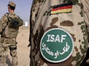 Bundeswehr in Afghanistan; ddp