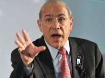OECD-Generalsekretär Angel Gurría zum Kampf gegen Steuerhinterziehung