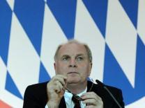 Ermittlungen gegen Uli Hoeneß wegen Verdacht auf Steuerhinterziehung