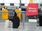 Verdi-Streik: Lufthansa streicht fast alle Flüge.