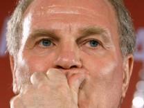 Uli Hoeneß FC Bayern München, FC Bayern, Steuerhinterziehung