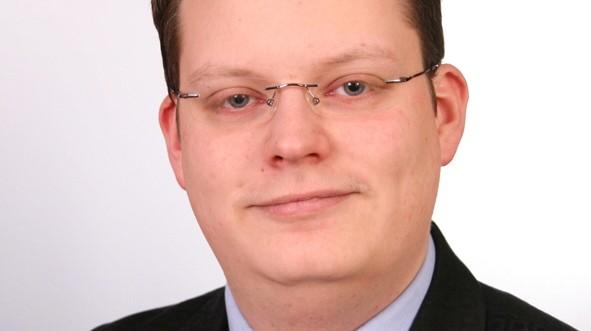 "Patrick Ulmer, Chef der Alibi-Agentur ""Diskretes Alibi""."