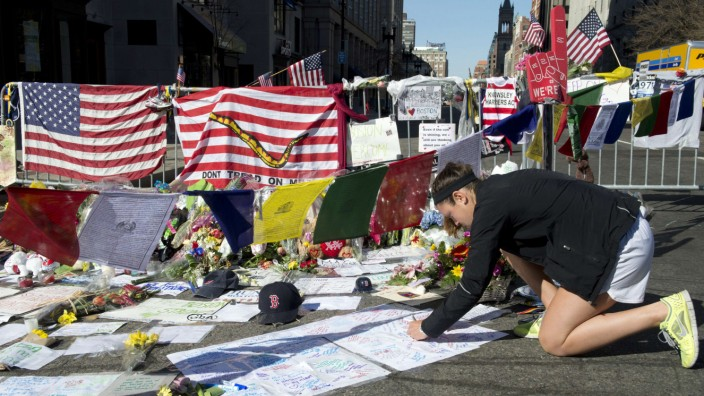 Boston, Boston-Marathon, Attentat, Dschochar Zarnajew, Boston, Boston-Marathon, Attentat, Attentäter