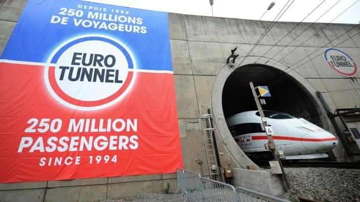 Siemens, Eurostar, Euro-Tunnel, ICE,