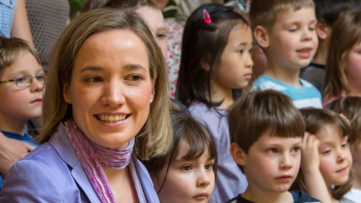 Kristina Schröder in Thüringen