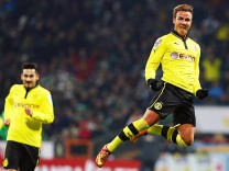 Borussia Dortmund Mario Götze FC Bayern Fußball Bundesliga